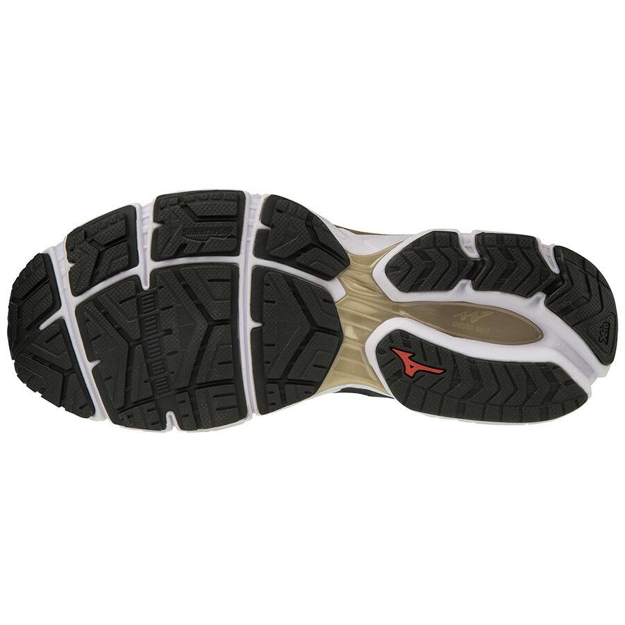 Mizuno Unisex Wave Ultima 11 Turnschuhe Laufschuhe Sneaker Sport Schuhe Schwarz