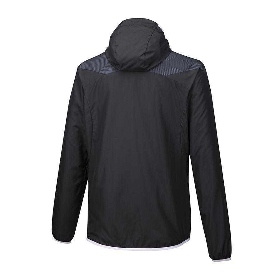 Printed Hoody Jacket