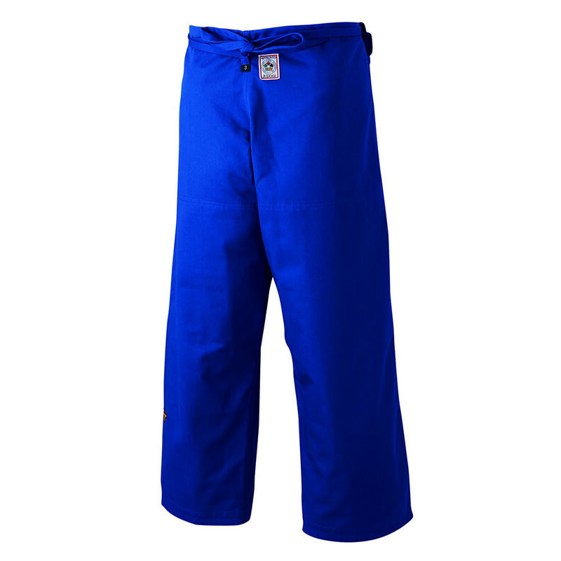 Pant Yusho Best RB IJF Blue
