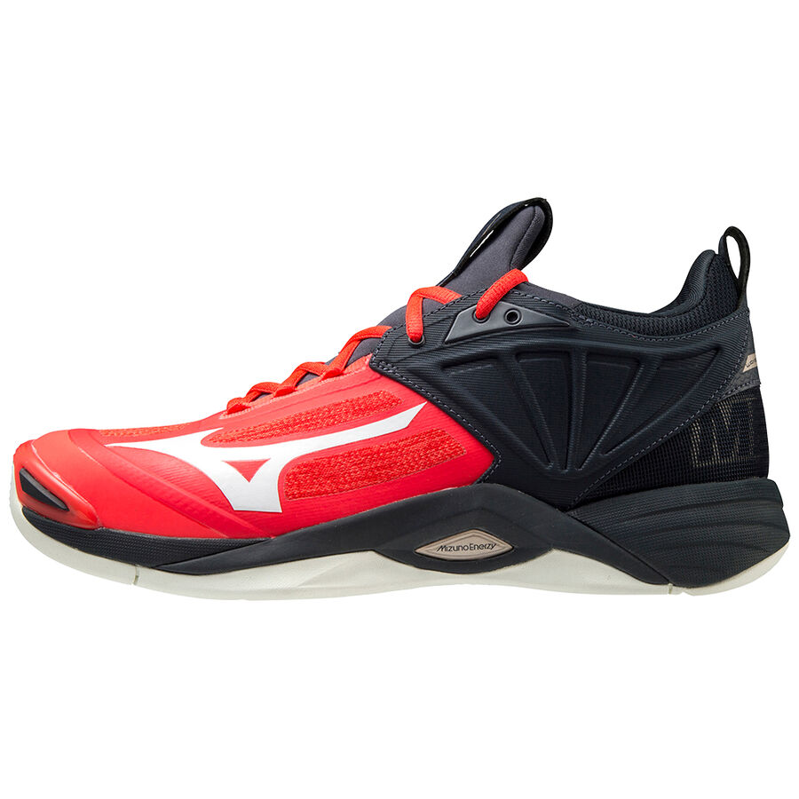 26cm Details about  /MIZUNO Volleyball Shoes WAVE MOMENTUM 2 LOW V1GA2112 Black US8