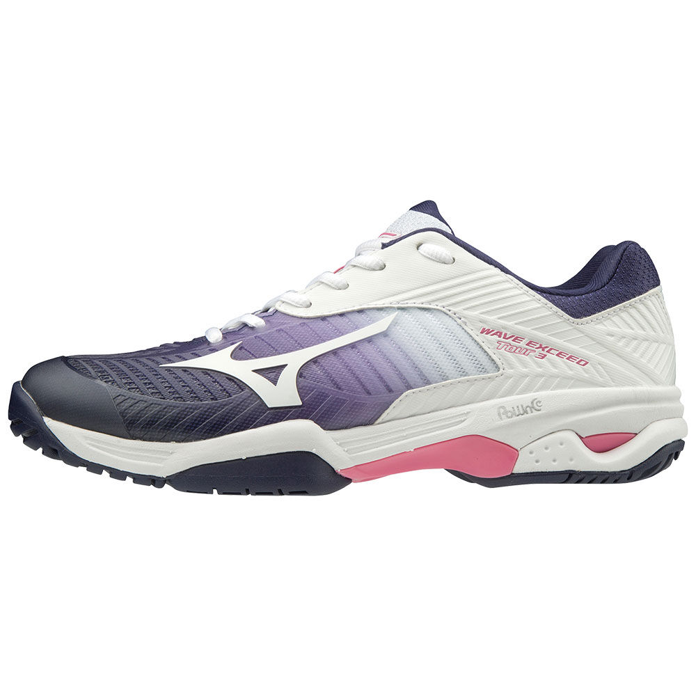 WAVE EXCEED TOUR 3AC shoes | | Mizuno DE