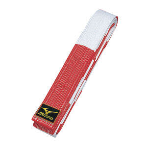 Master Belt RB Red & White