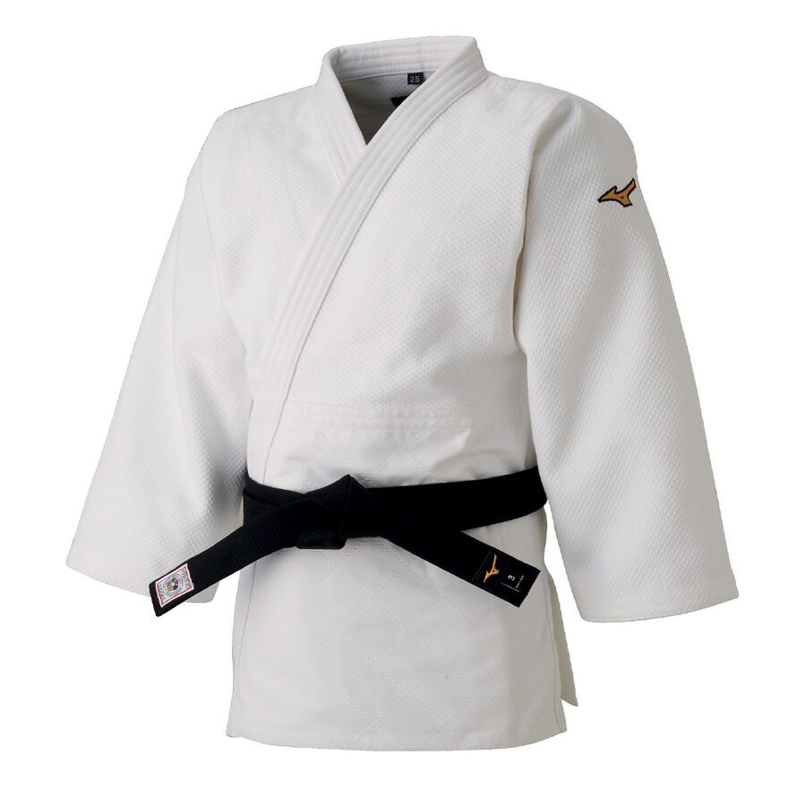 Yusho IJF Japan Jacket White