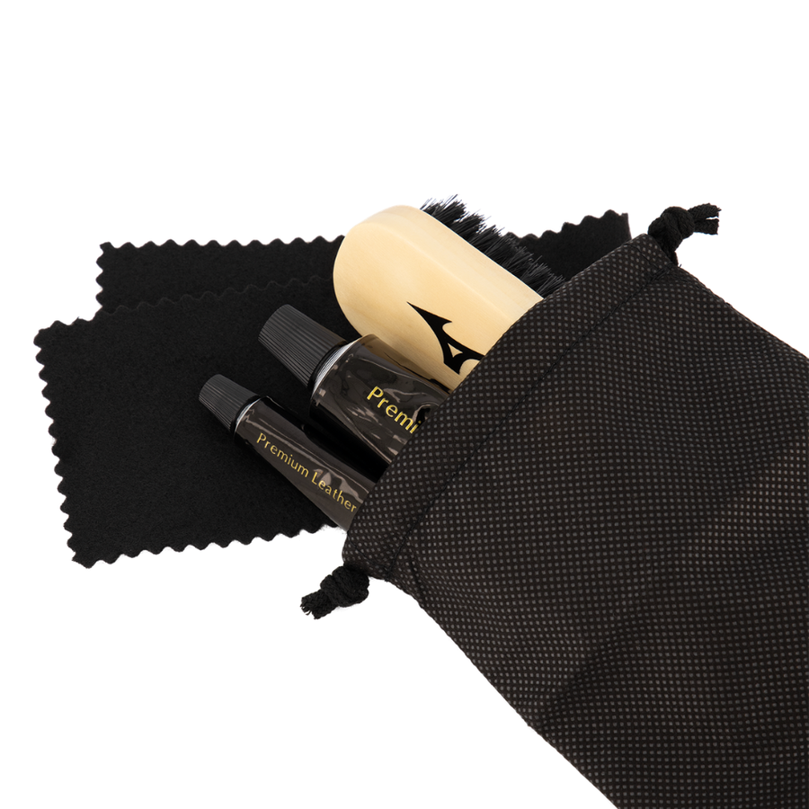 Premium Leather Shoe Care Kit