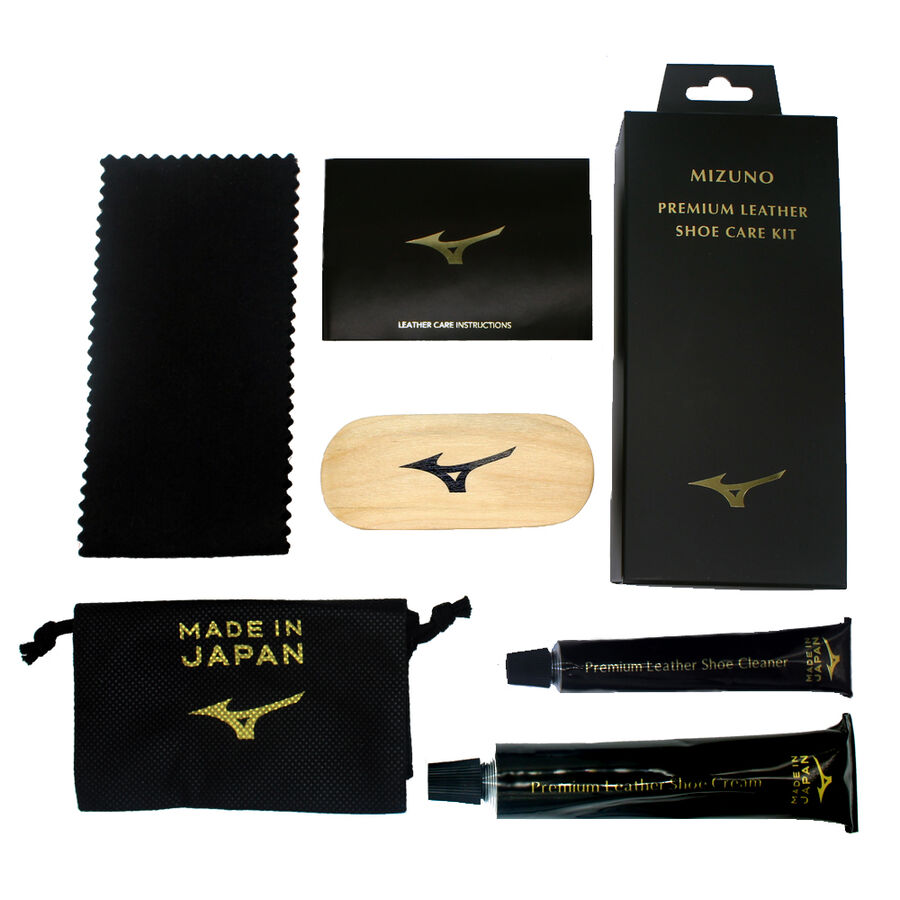 Premium Leather Shoe Care Kit