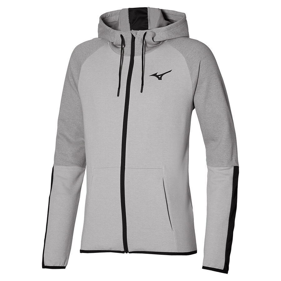 Athletic Zip Hoody
