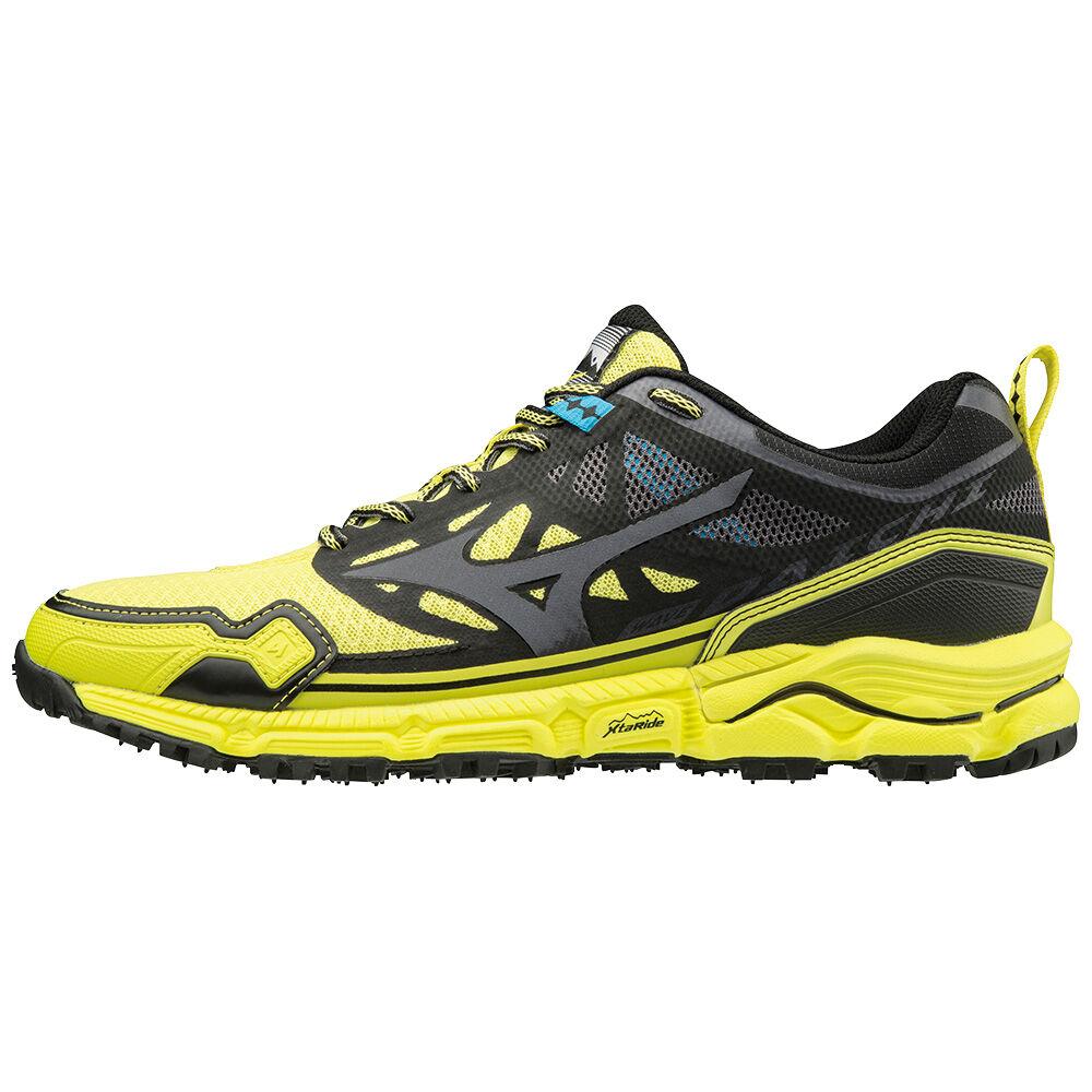 mizuno shoe size chart 2018