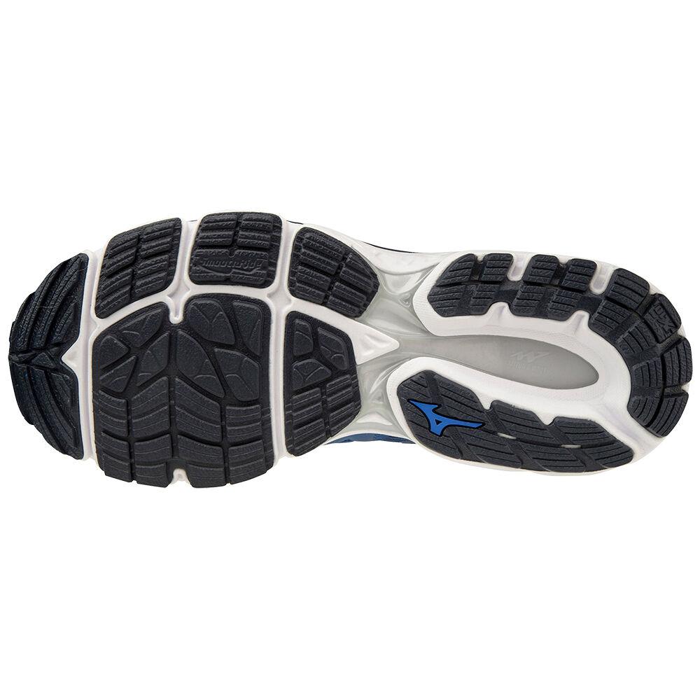 mizuno running shoes size 15 high grey