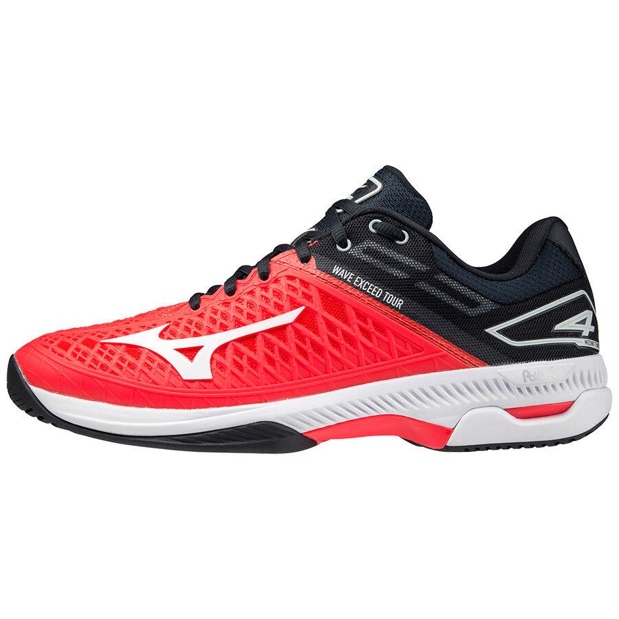 30cm Details about  /MIZUNO Tennis Shoes WAVE EXCEED TOUR 4 61GA2070 White US12