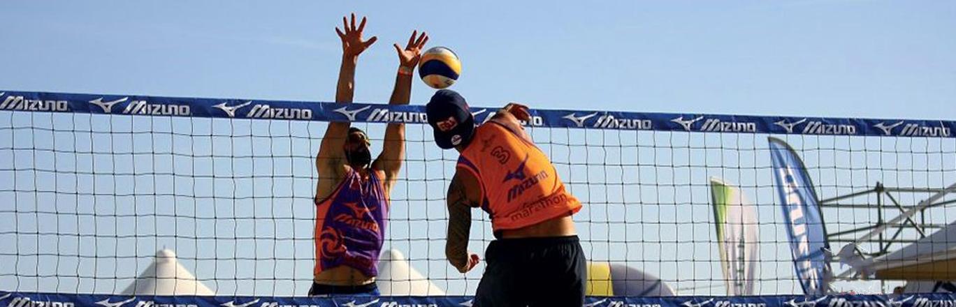 Mizuno Bibione Beach Volleyball