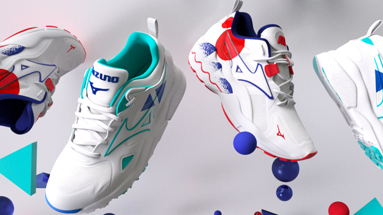 Mizuno Shape of Time