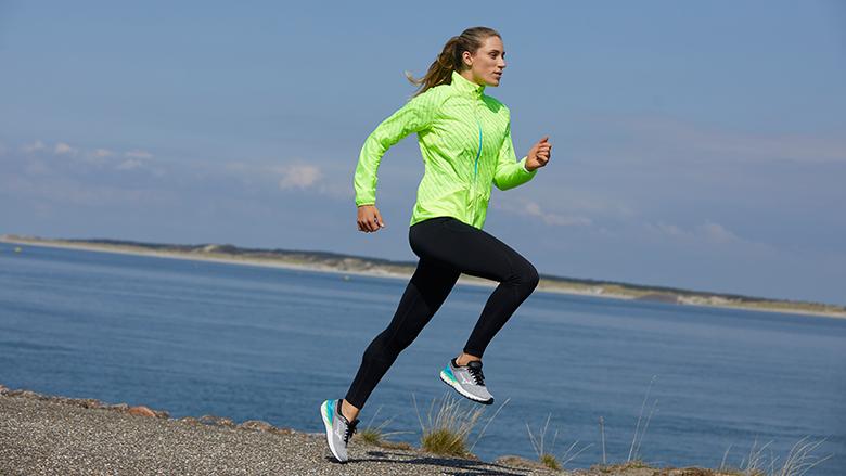 Voorkomen: geen pijn met hardlopen.