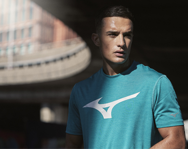Mizuno Running Apparel Men