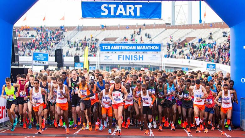 Mizuno TCS Amsterdam Marathon