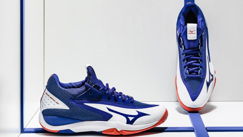 Mizuno Tennis Collection Clay Season