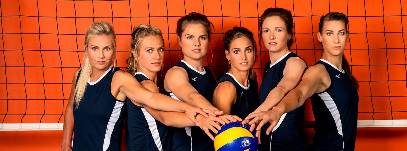 Dutch Mizuno Athletes