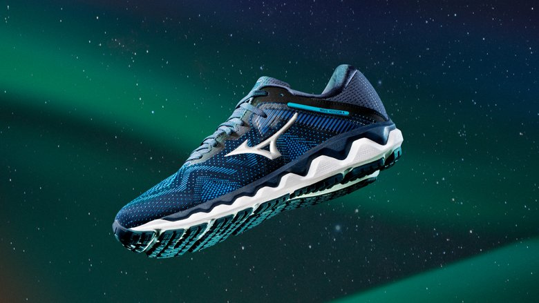 Mizuno Wave Exceed Model