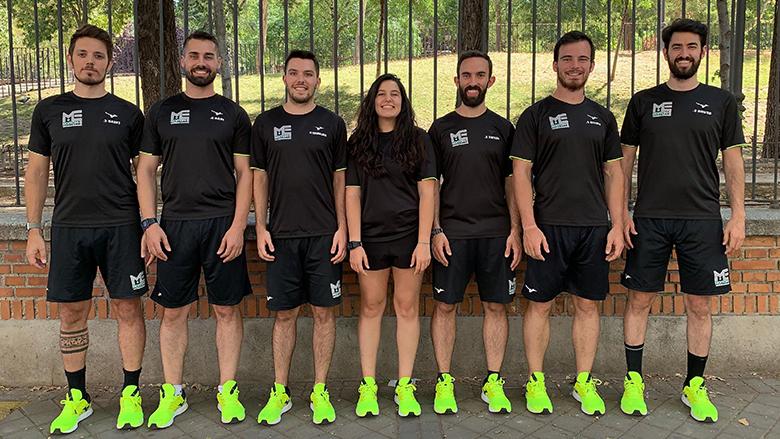 Titulados universitarios en Ciencias de la actividad física y deporte y fisioterapeutas.