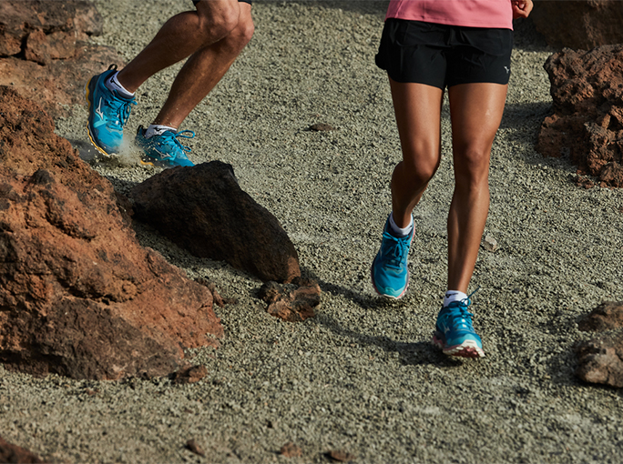 Una especto básico en el entrenamiento de trail running es trabajar las bajadas
