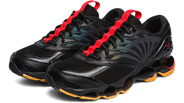 mizuno prophecy wave