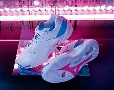 Mizuno Women Handball Shoes